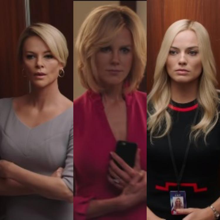 Bombshell Trailer: Charlize Theron, Nicole Kidman and Margot Robbie add star power to the intriguing tale