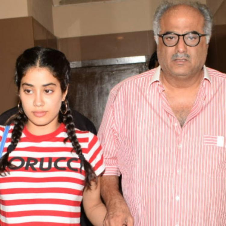 Boney Kapoor's house help tests positive for COVID 19; Says 'I, Janhvi, Khushi, other staff at home are fine'