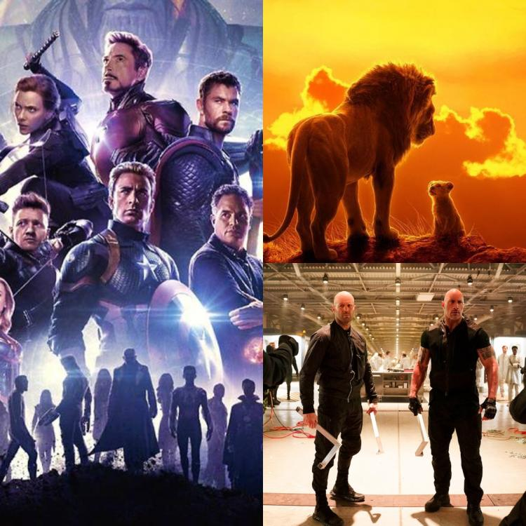 Avengers: Endgame, The Lion King, Hobbs & Shaw: Top 5 highest Hollywood box office openers in India of 2019