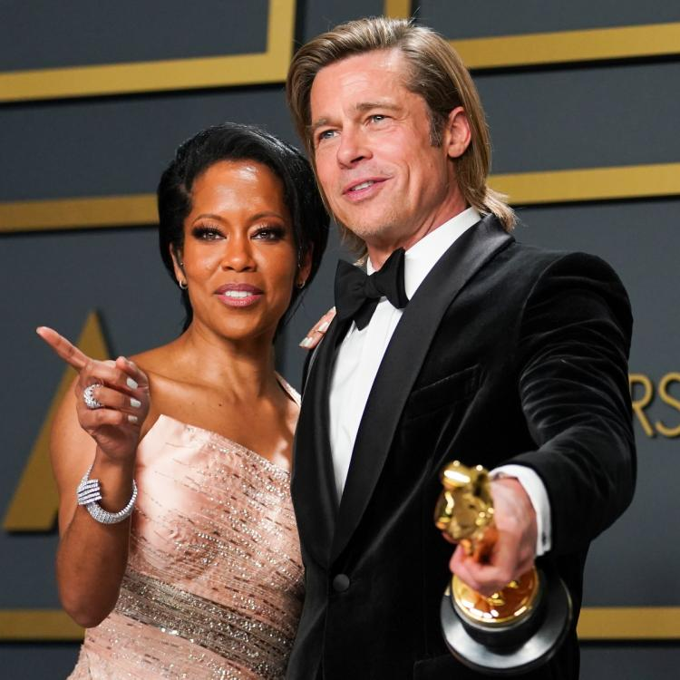 Hollywood,Brad Pitt's fans have moved on from Jennifer Aniston; They are shipping him with Regina King