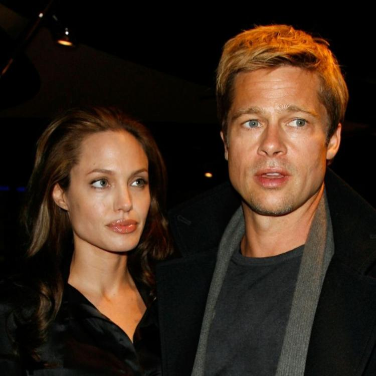 Angelina Jolie is out to DESTROY Brad Pitt for she feels he's using their children for public sympathy?