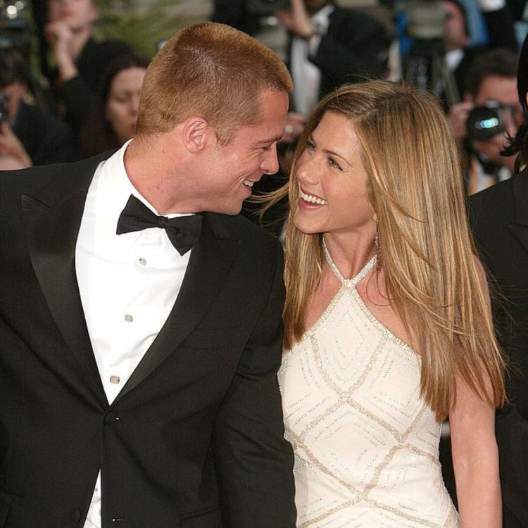 When Brad Pitt broke down at his wedding to Jennifer Aniston and made a bizarre promise to the Friends alum