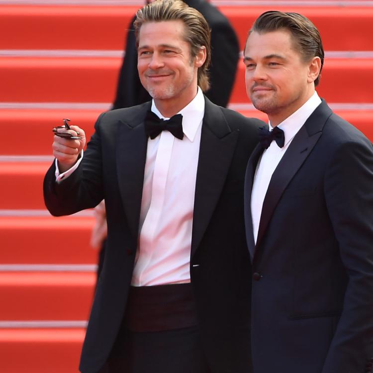 Cannes 2019: Brad Pitt, Leonardo DiCaprio & cast attend the screening of Once Upon A Time In Hollywood