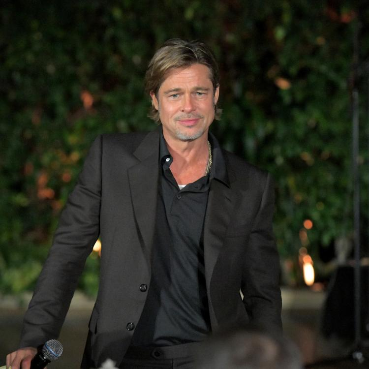 Brad Pitt REVEALS he has not cried over the past 20 years but he now gets moved by his kids & friends