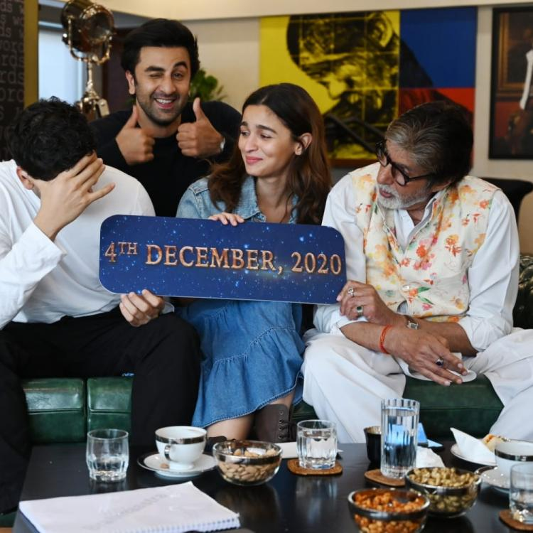 Brahmastra: Ranbir Kapoor and Alia Bhatt starrer gets a release date; to be out in 5 languages