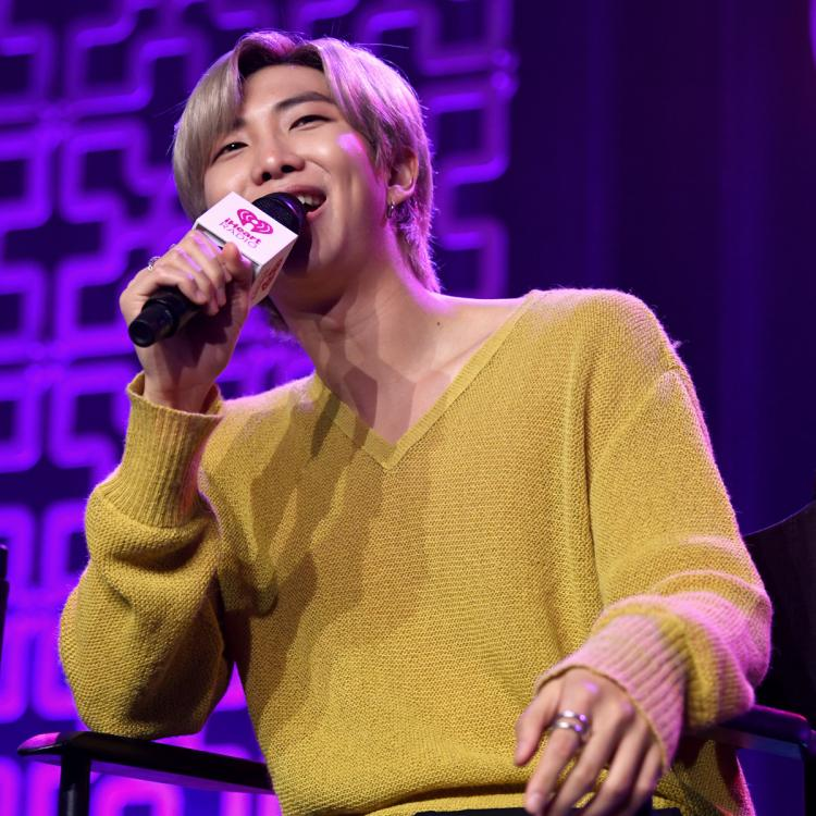 BTS leader RM spoke candidly about how BTS faces struggles with a united front.
