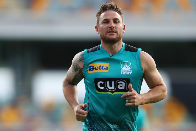 India vs New Zealand: Brendon McCullum predicts the target which would be difficult for India to chase