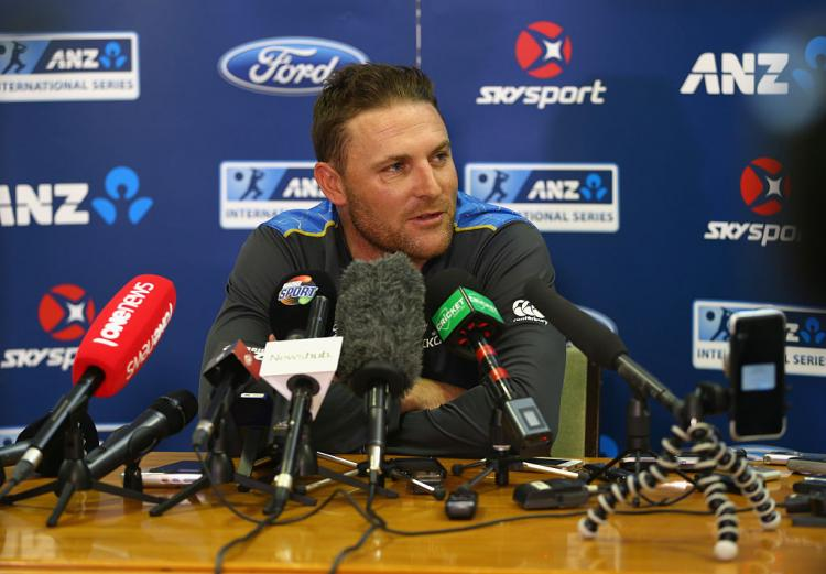 Former New Zealand skipper, Brendon McCullum pleased with how the team handled loss in the final