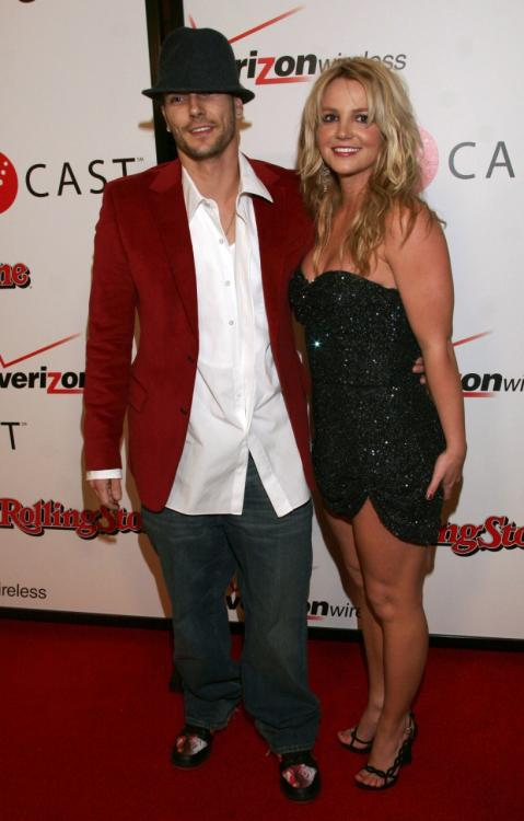 Britney Spears,kevin federline,Hollywood