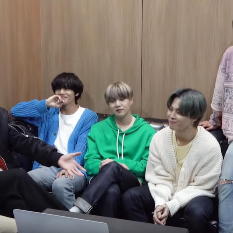BTS Reacts to Black Swan MV: Bangtan Boys gush over Jimin and V but ARMY notice something peculiar