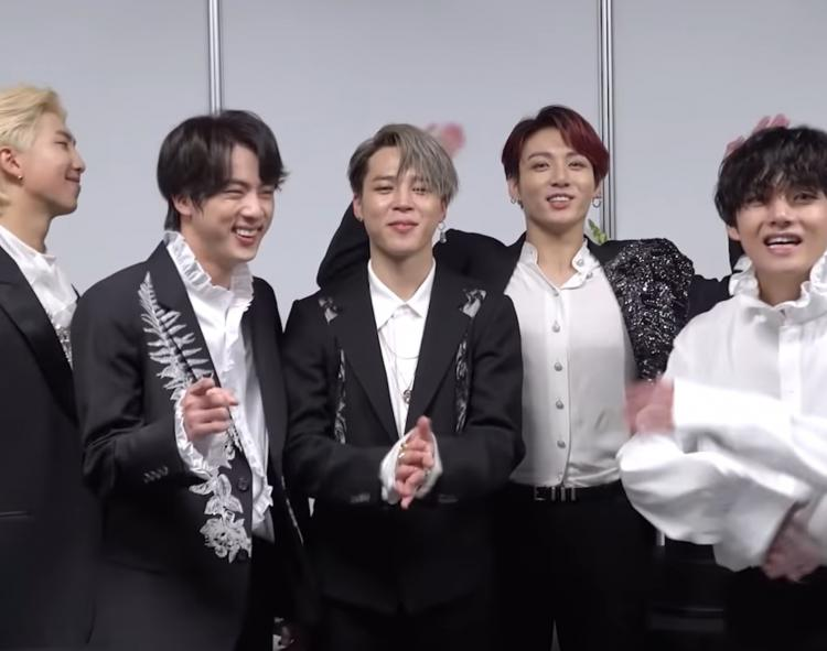 In the latest BTS Episode, the septet rehearses for their iconic 2019 MMA performance.