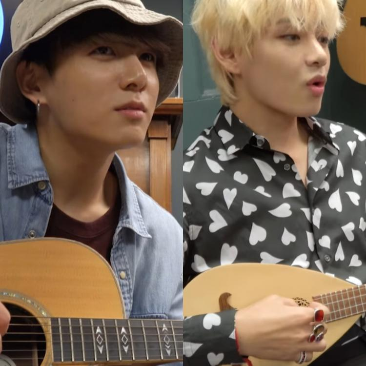 VIDEO: BTS' Jungkook singing Justin Bieber's Love Yourself & V crooning Jason Mraz' I'm Yours is UNMISSABLE