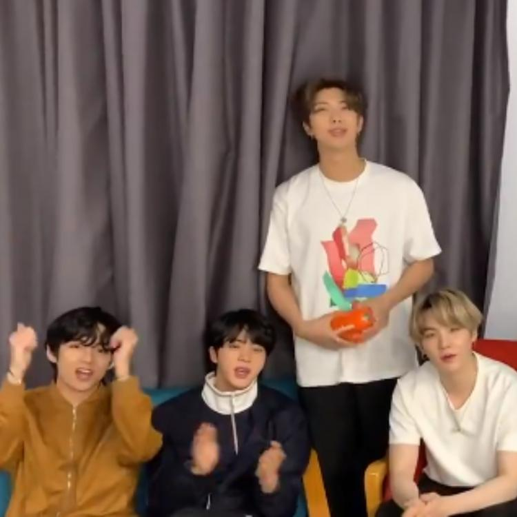 Kids Choice Awards 2020: BTS' V & Jungkook leave ARMY spellbound with his English in KCA acceptance speech
