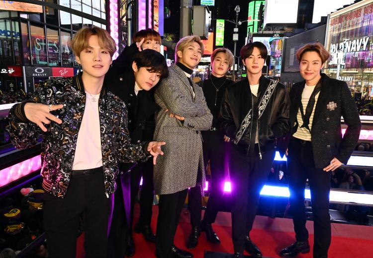 BTS was awarded the coveted Daesang for Artist of the Year and Album of the Year at the 2018 MAMA.