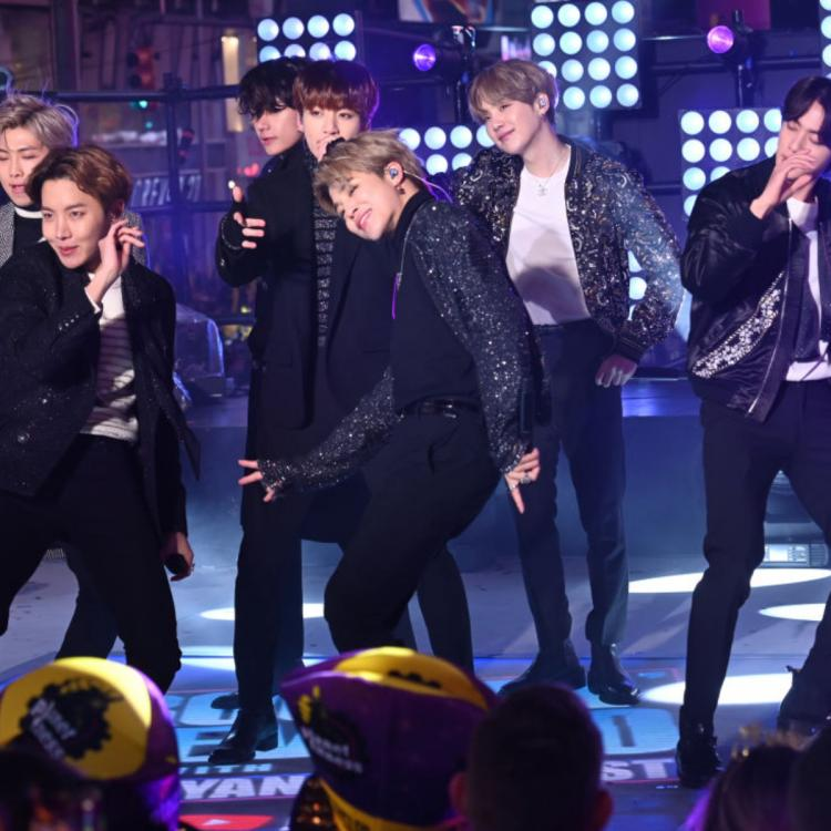 Hollywood Newsmakers of the Week: BTS' New Year's Eve performance, Nikki Bella engaged, Justin Bieber's Yummy