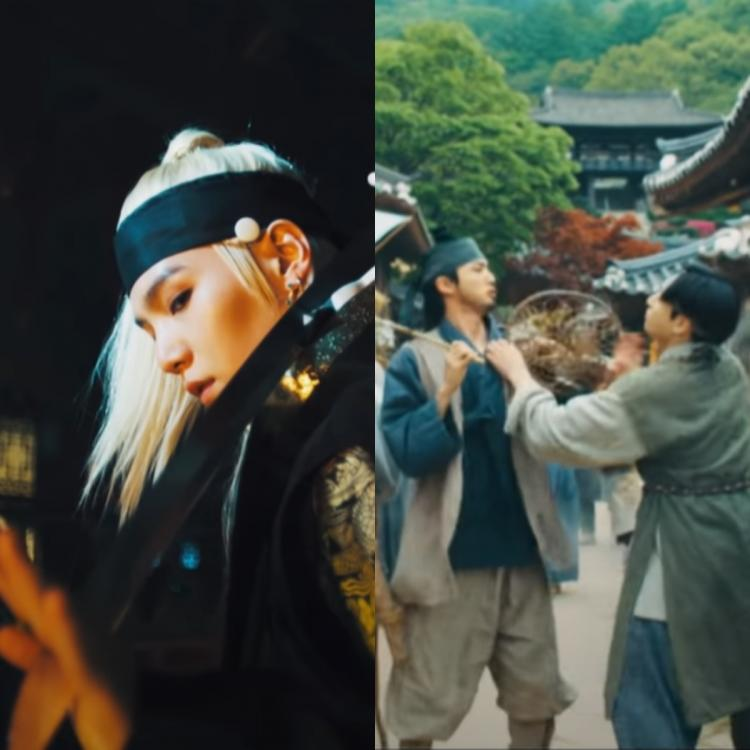 Daechwita MV: From Suga's sword dance to Jinkook's hilarious banter, Scenes that left BTS ARMY breathless