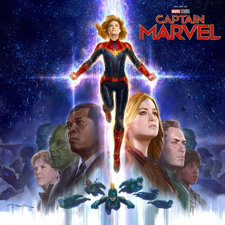 News,Captain Marvel