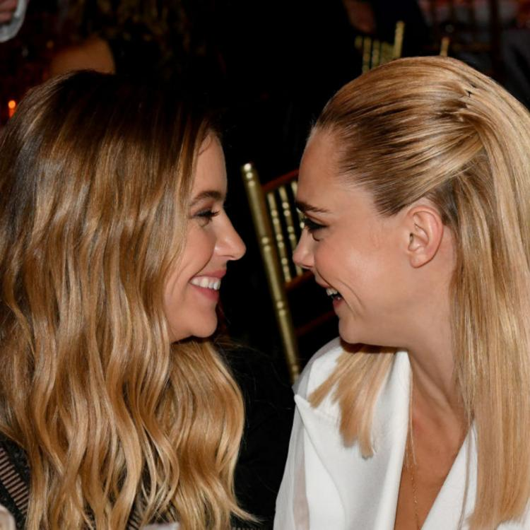 Cara Delevingne and Ashley Benson engaged? Twitter is convinced actresses have put a ring on it