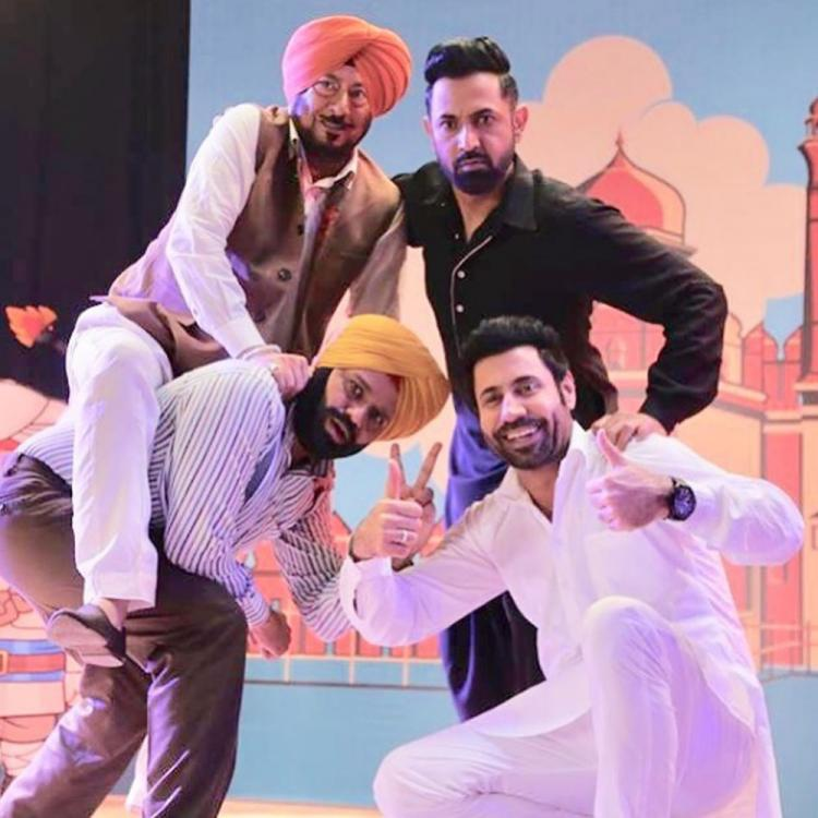 Gippy Grewal to reunite with Binnu Dhillon, Jaswinder Bhalla for Carry On Jatta 3; Read Deets