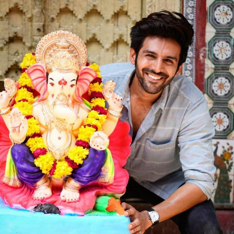 Ganesh Chaturthi 2019: Kangana Ranaut, Arjun Kapoor, Kartik Aaryan & others wish fans on this festive occasion