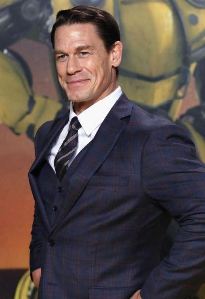 John Cena's latest film Playing with Fire is running in theaters