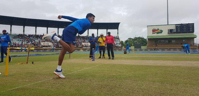 Rahul Chahar included in T20Is squad to bring variety to the Indian spin attack: MSK Prasad