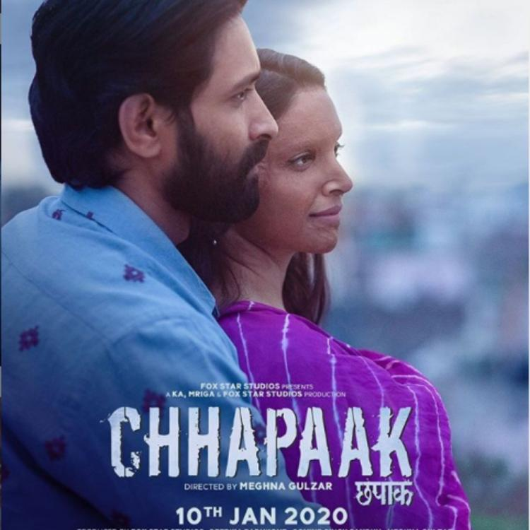 Chhapaak: Makers reveal Laxmi Agarwal's lawyer was given credit in Indian release of Deepika Padukone starrer