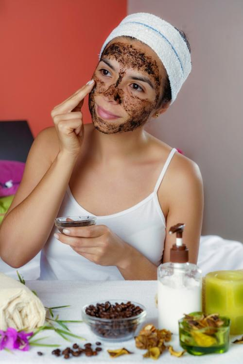 chia seed mask - Skin care: Chia seeds face masks to revitalise and brighten damaged and dull skin