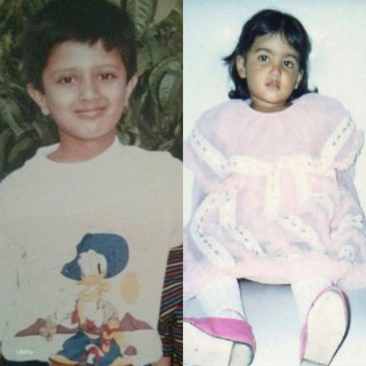 Photos: From Vijay Deverakonda to Samantha Akkineni, check out the childhood pictures of the South stars