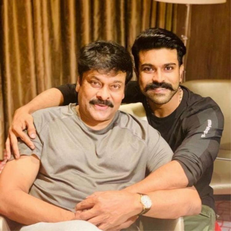 Ram Charan makes Twitter debut ahead of his birthday; Chiranjeevi says 'The cub follows the lion'