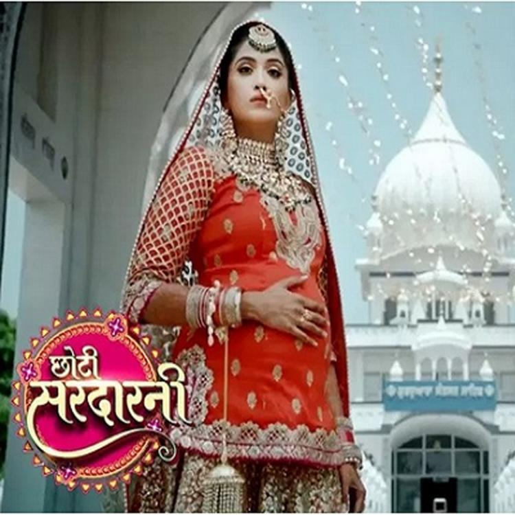 Choti Sardarni Written Update, October 31, 2019: Meher tells Param about Simran