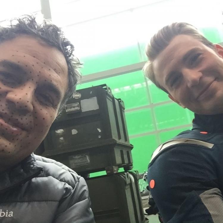 Avengers: Endgame star Mark Ruffalo wishes Captain America aka Chris Evans with the SWEETEST birthday message