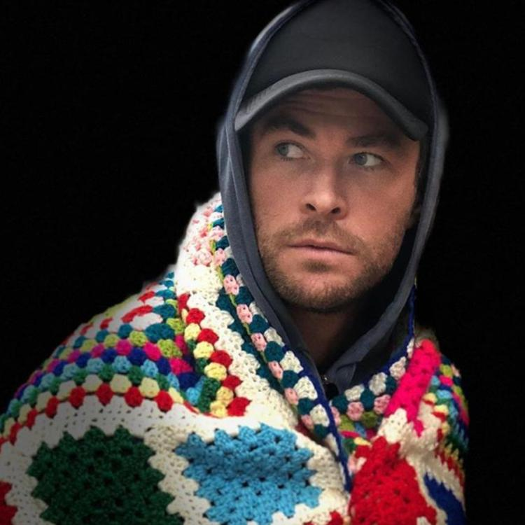 Thor: Love and Thunder actor Chris Hemsworth gets a NEW 'cape' and we gotta thank Elsa Pataky; Check it out