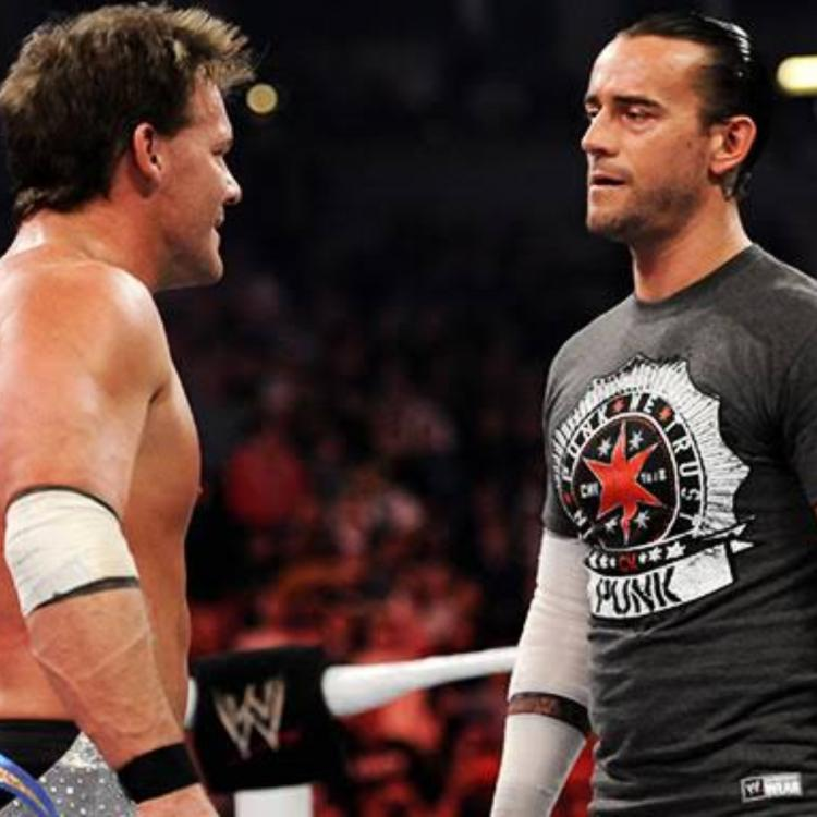 Chris Jericho is not disappointed that CM Punk is a part of WWE Backstage instead of AEW.