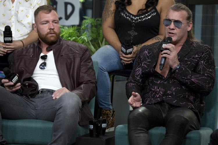 Last week, Chris Jericho's next AEW opponent was teased to be Jon Moxley.