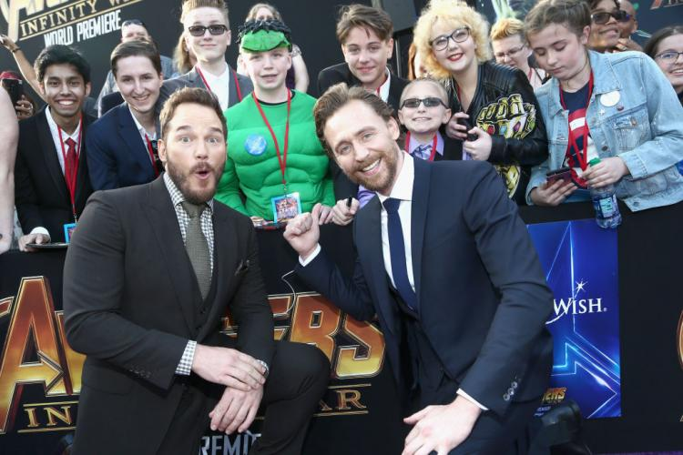 Tom Hiddleston made his Broadway debut with Betrayal.
