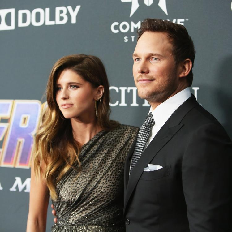 Chris Pratt's first Thanksgiving with wife Katherine Schwarzenegger includes church, football & LOT of food