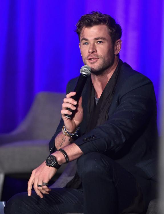 Avengers: Endgame star Chris Hemsworth says 'enthusiasm and support for these films is incredible'
