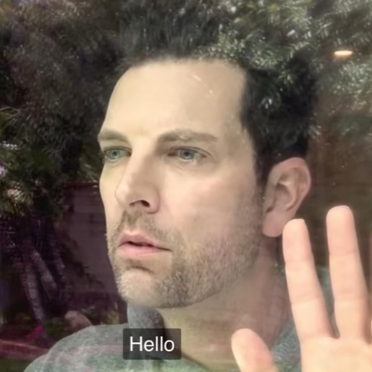 Chris Mann's parody of Adele's 'Hello' about being stuck at home during the quarantine will crack you up