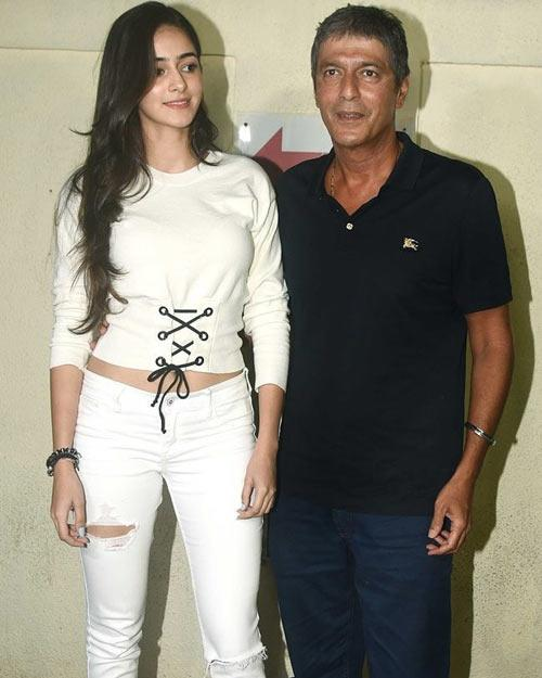 EXCLUSIVE: Chunky Panday OPENS UP on Ananya Panday 's fake certificate controversy and his struggles