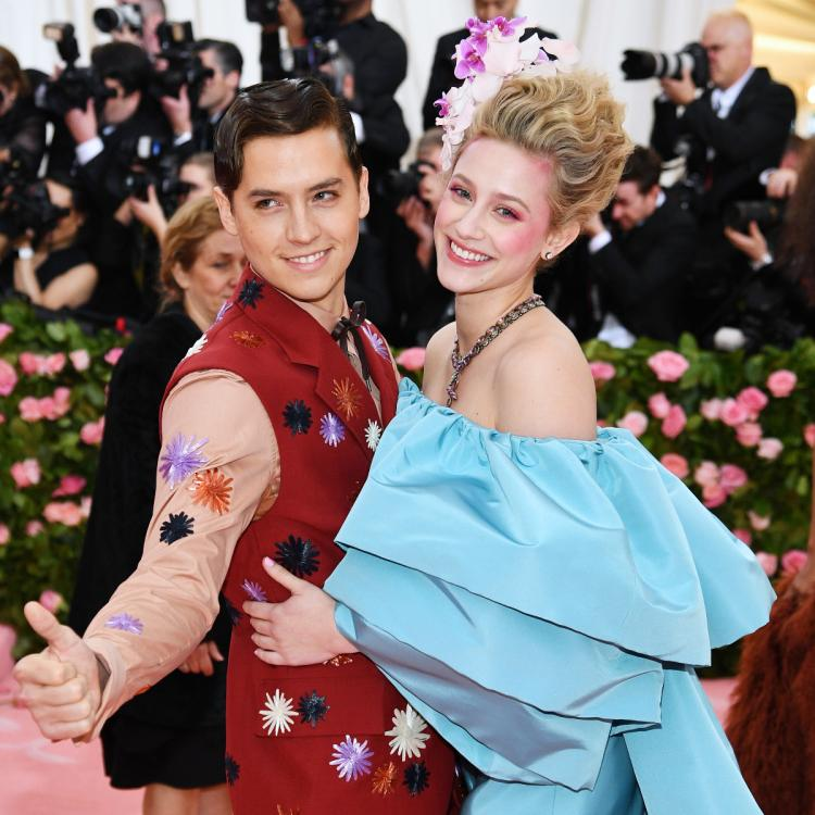Lili Reinhart calls Cole Sprouse 'boyfriend' and FINALLY labels their relationship post brief split