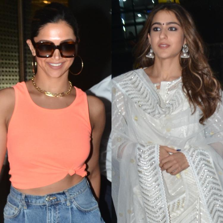 Deepika Padukone to Sara Ali Khan: THESE looks from yesterday will leave you with ample inspiration