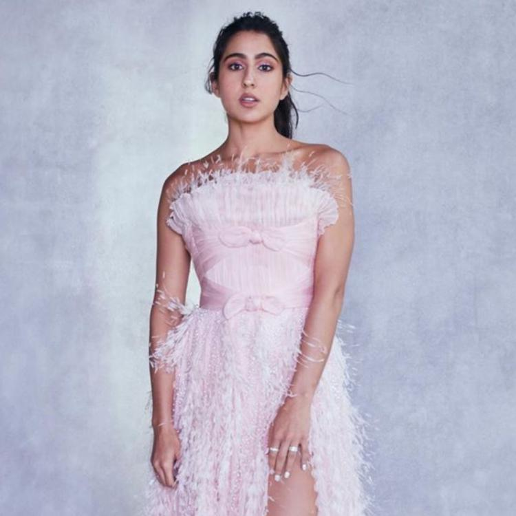 Yay or Nay: Sara Ali Khan walks straight out of our dreams in an angelic ensemble by Georges Chakra.