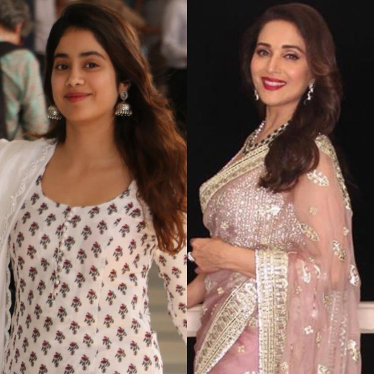 Janhvi Kapoor to Madhuri Dixit: THESE looks from the day gone by are worth a glimpse