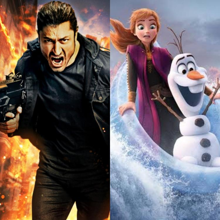 Box Office Collection: Vidyut Jammwal's Commando 3 kicks off decently, Frozen 2 beats Pagalpanti on 2nd Friday