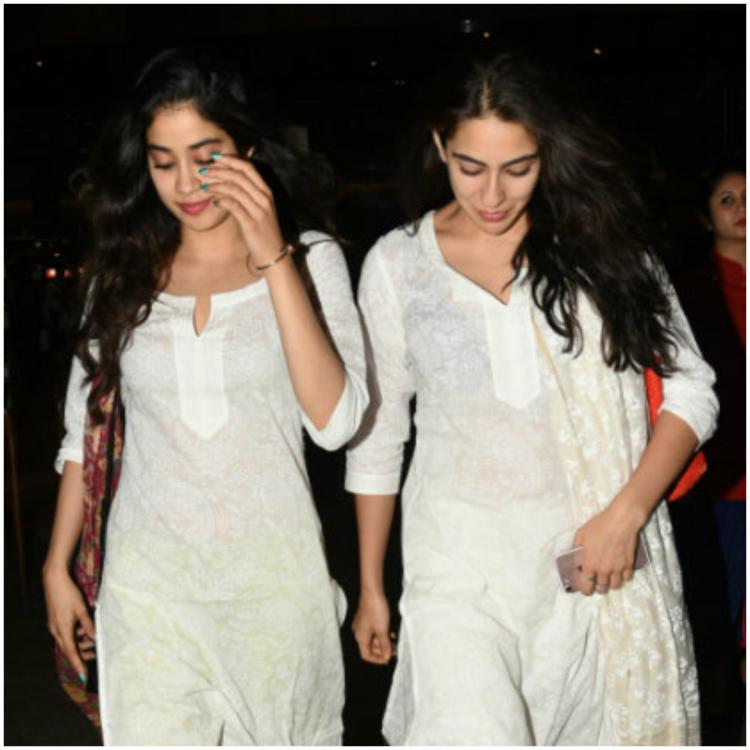 Sara Ali Khan On Comparisons With Janhvi Kapoor We Know It Is Inevitable And We Are -7821