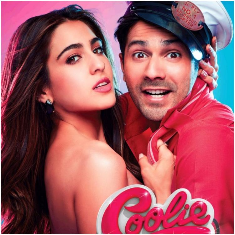 Coolie No 1: Fire breaks out on the sets of Varun Dhawan & Sara Ali Khan's film; No casualties reported