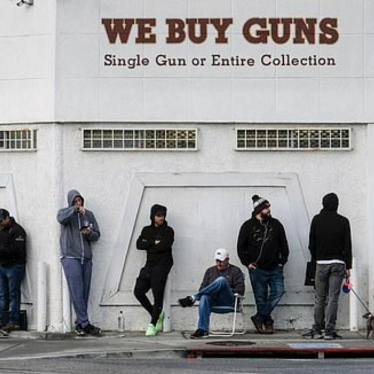 Coronavirus Crisis: New Yorkers wait for TWO hours to purchase firearms