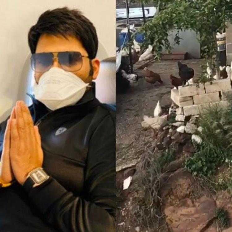 Coronavirus Lockdown: Kapil Sharma asks people to take lessons from hens and adhere to PM Modi's orders; WATCH