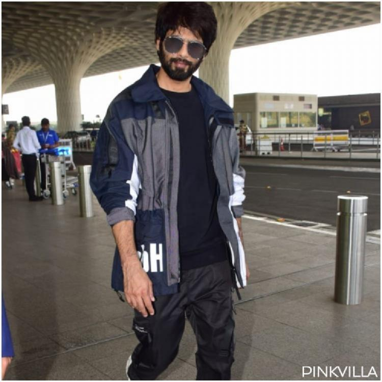 Coronavirus Outbreak: Shahid Kapoor announces Jersey shoot's suspension; Says 'Be responsible, Stay safe'